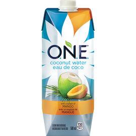 O.N.E. Coconut Water - Mango - 500ml