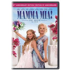 Mamma Mia! The Movie - 10th Anniversary Edition - DVD
