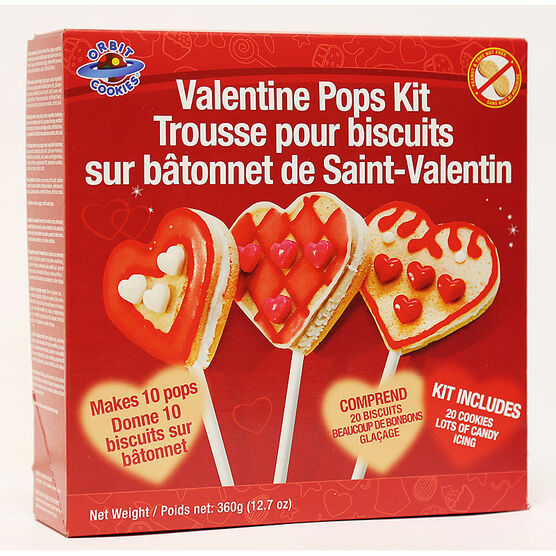 Orbit Valentines Pop Kit - 360g