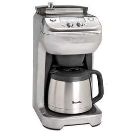 Breville The Grind Control Coffee Maker - Brushed Stainless Steel - BDC650BSS