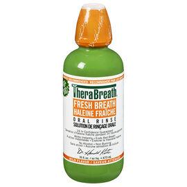 TheraBreath Oral Rinse - 473ml