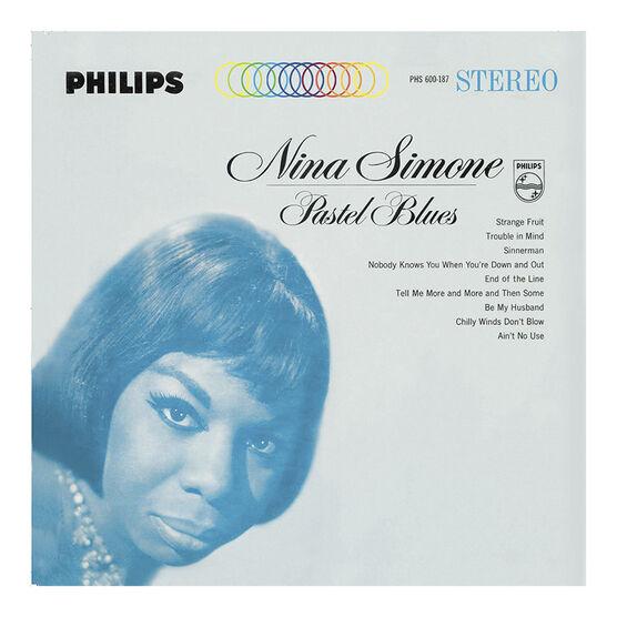 Nina Simone - Pastel Blues - Vinyl