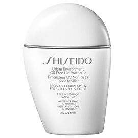 Shiseido Urban Environment Oil-Free UV Protector SPF 42 Lotion - 30ml
