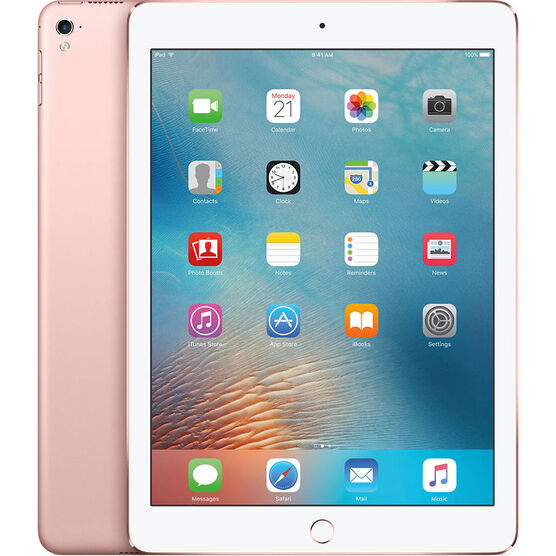 iPad Pro 9.7-inch 32GB with Wi-Fi - Rose Gold - MM172CL/A