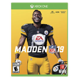 PRE ORDER: Xbox One Madden NFL 19