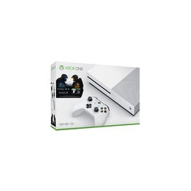 Xbox One 500GB Console S Halo 5 + Master Chief Collection Bundle