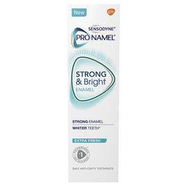 Sensodyne ProNamel Strong & Bright Toothpaste - Extra Fresh - 65ml