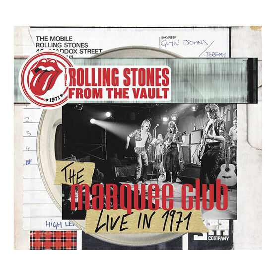 The Rolling Stones - From the Vault: The Marquee Club Live in 1971 - Vinyl