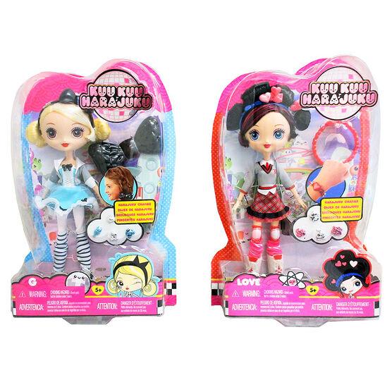 Kuu Kuu Harajuku Doll - Assorted