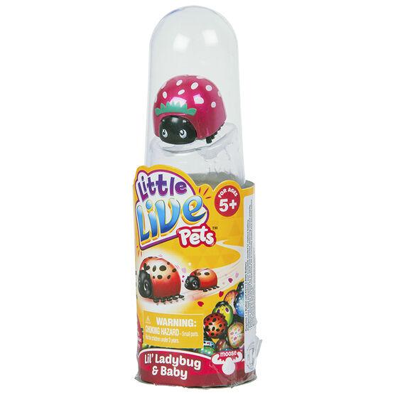 Little Live Pets Ladybug Single Pack