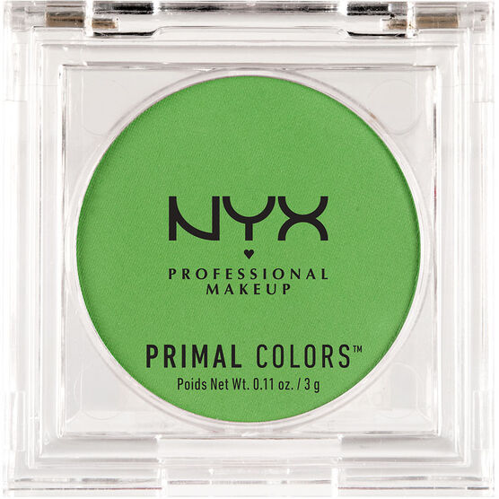 NYX Professional Makeup Primal Colors