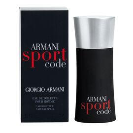Armani Code Sport Eau de Toilette Spray - 50ml