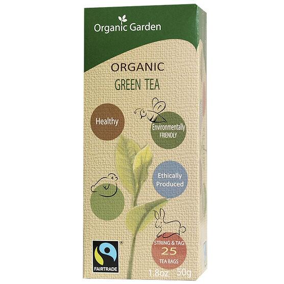 Organic Garden Tea - Green - 25's