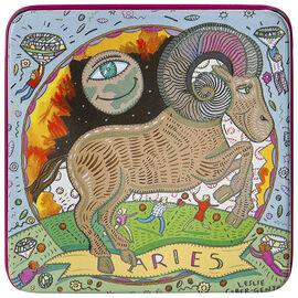 Zodiac Soap in Tin - Aries -100g