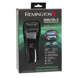 Remington DualFoil-X Men's Rechargeable Shaver - PF4800TXD1