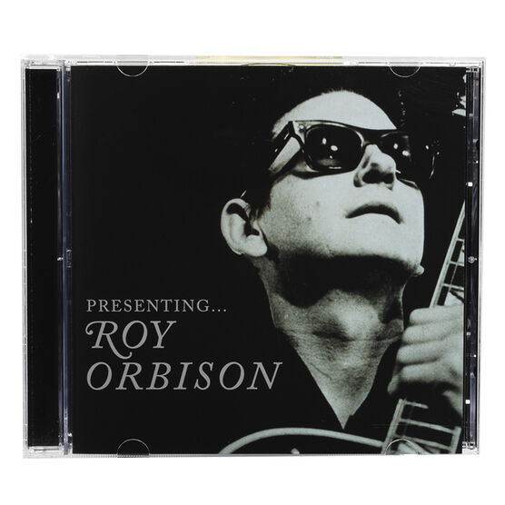 Presenting - Roy Orbison - CD