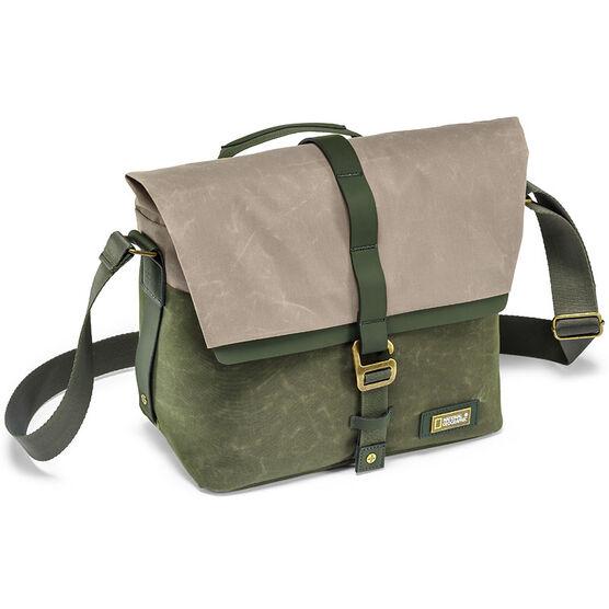 National Geographic Rain Forest Shoulder Bag - Green - NGRF2350