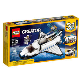 LEGO® Creative - Space Shuttle Explorer
