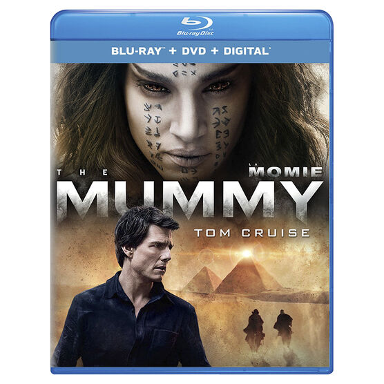The Mummy (2017) - Blu-ray