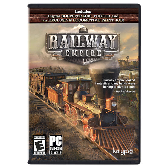 PC Railway Empire