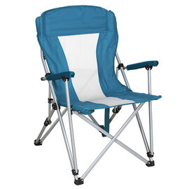 London Drugs Outdoor Folding Chair with Arms - Teal