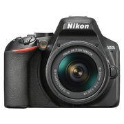 Nikon D3500 with 18-55mm VR Lens - Black - 33896