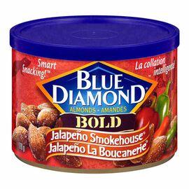 Blue Diamond Almonds - Bold Jalapeno Smokehouse - 170g