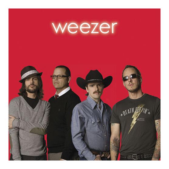 Weezer - Weezer (Red Album) - 120g Vinyl