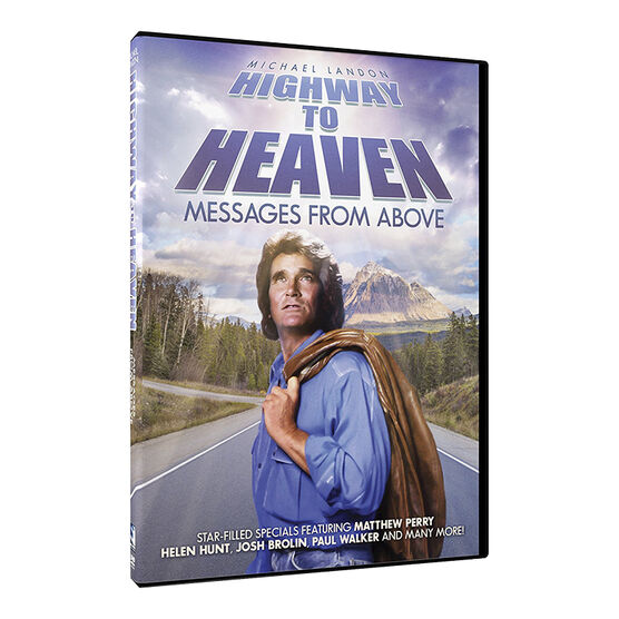 Highway to Heaven: Messages from Above - DVD