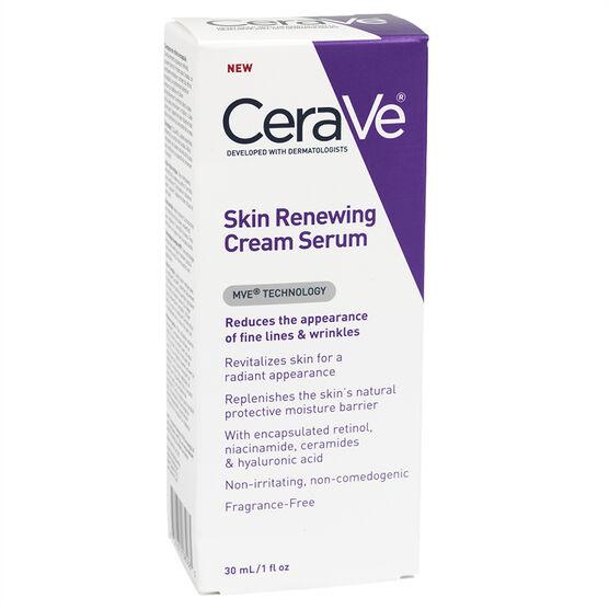 CeraVe Skin Renewing Cream Serum - 30ml