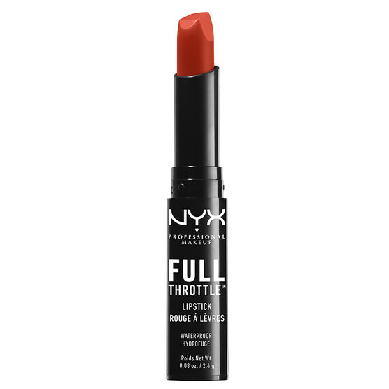 NYX Professional Makeup Full Throttle Lipstick - Jolt