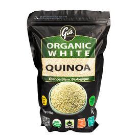 Gia White Quinoa Organic - 1.36kg
