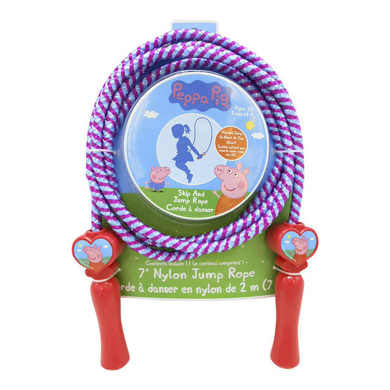 Peppa Pig Jumping Rope - 7 ft. - Assorted