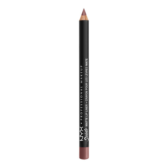 NYX Professional Makeup Suede Matte Lip Liner - Whipped Cavier