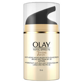 Olay Total Effects 7-in-1 Anti-Aging Moisturizer with SPF30 - 50ml