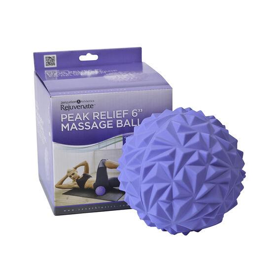 Rejuvenate Massage Ball - Blue - 6in
