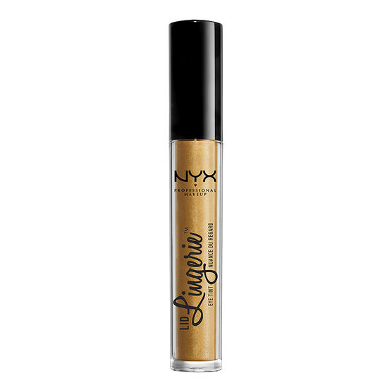 NYX Professional Makeup Lid Lingerie Eye Tint - Gold Standard