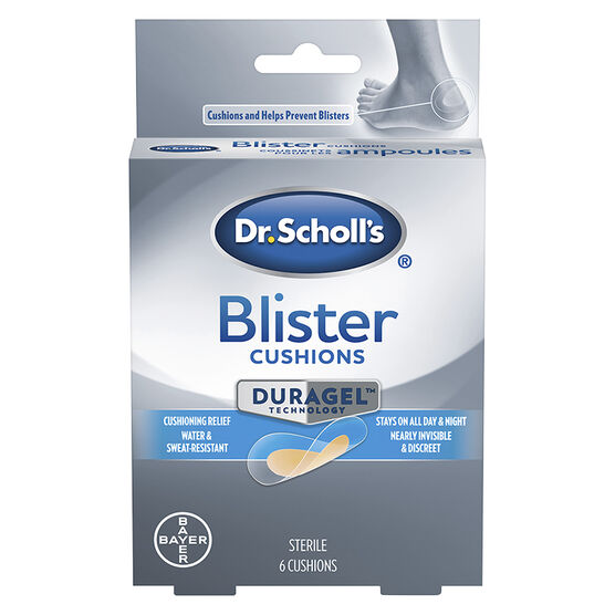 Dr. Scholl's S Blister Cushions - 6's