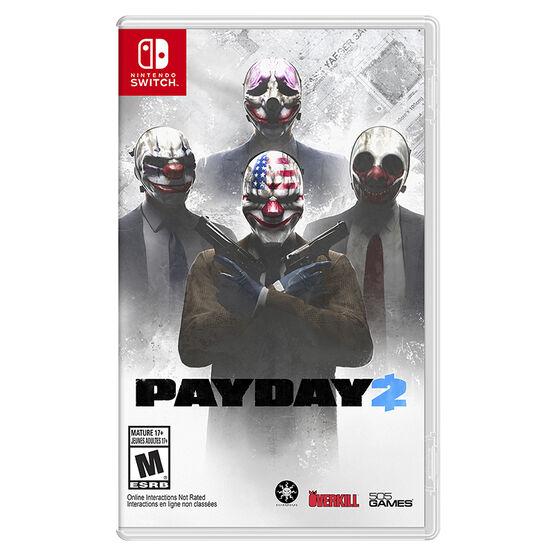 Nintendo Switch Payday 2