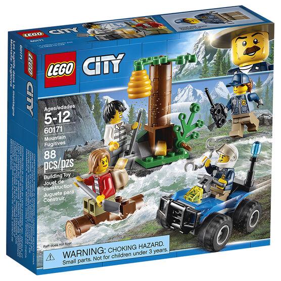 LEGO City - Mountain Fugitives