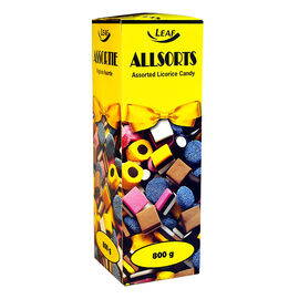 Leaf Licorice Allsorts - 800g