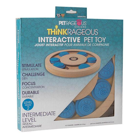 Petragous Thinkrageous Interactive Pet Toy - Level 2