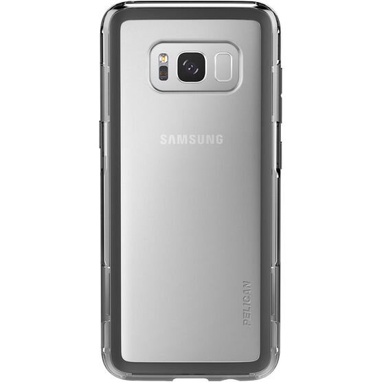 Pelican Voyager Case for Samsung Galaxy S8 - Clear - PNVOY5875CLCL