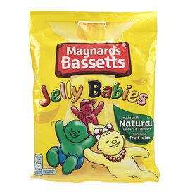 Maynards Bassetts Jelly Babies - 190g