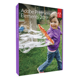 Adobe Premier Elements Version 2019