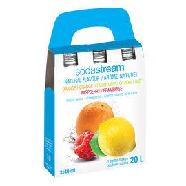 SodaStream My Water Variety Pack - 3 pack