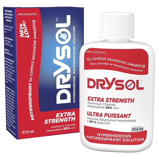 Drysol Antiperspirant Solution - 37.5ml