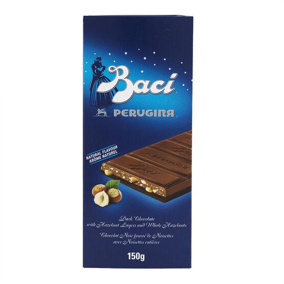 Perugina Baci Dark and Milk Chocolate with Hazelnuts - 150g