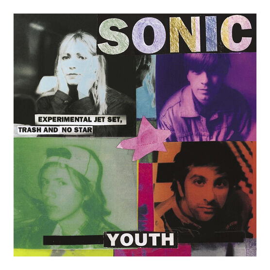 Sonic Youth - Experimental Jet Set, Trash and No Star - Vinyl