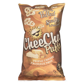 CheeCha Potato Puffs - Triple Cheese - 105g